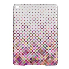 Pattern Square Background Diagonal Ipad Air 2 Hardshell Cases by Nexatart