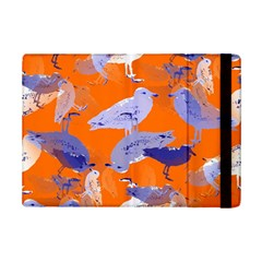 Seagull Gulls Coastal Bird Bird Ipad Mini 2 Flip Cases by Nexatart