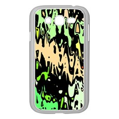Modern Abstract 46c Samsung Galaxy Grand Duos I9082 Case (white) by MoreColorsinLife