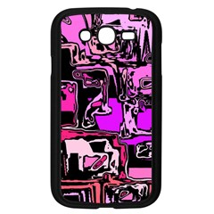 Modern Abstract 47b Samsung Galaxy Grand Duos I9082 Case (black) by MoreColorsinLife