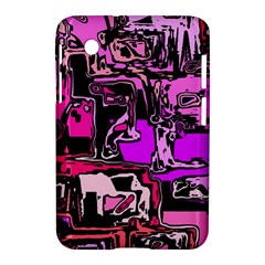 Modern Abstract 47b Samsung Galaxy Tab 2 (7 ) P3100 Hardshell Case  by MoreColorsinLife