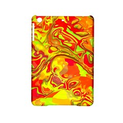 Modern Abstract 44a Ipad Mini 2 Hardshell Cases by MoreColorsinLife