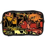 Modern Abstract 47c Toiletries Bags 2-Side Back