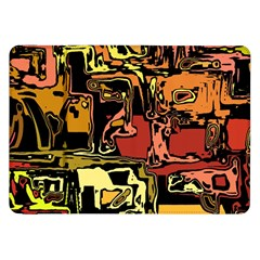 Modern Abstract 47c Samsung Galaxy Tab 8 9  P7300 Flip Case by MoreColorsinLife