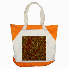 Modern Abstract 45c Accent Tote Bag by MoreColorsinLife