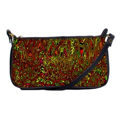 Modern Abstract 45c Shoulder Clutch Bags by MoreColorsinLife