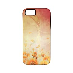 Flower Power, Cherry Blossom Apple Iphone 5 Classic Hardshell Case (pc+silicone) by FantasyWorld7