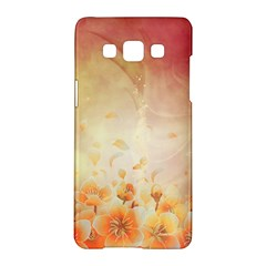Flower Power, Cherry Blossom Samsung Galaxy A5 Hardshell Case