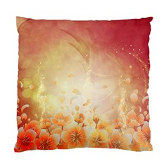 Flower Power, Cherry Blossom Standard Cushion Case (two Sides) by FantasyWorld7
