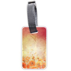 Flower Power, Cherry Blossom Luggage Tags (one Side)  by FantasyWorld7