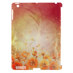Flower Power, Cherry Blossom Apple Ipad 3/4 Hardshell Case (compatible With Smart Cover) by FantasyWorld7