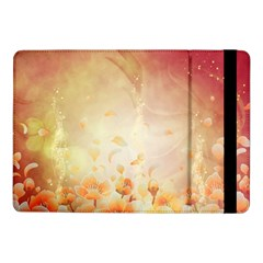 Flower Power, Cherry Blossom Samsung Galaxy Tab Pro 10 1  Flip Case by FantasyWorld7