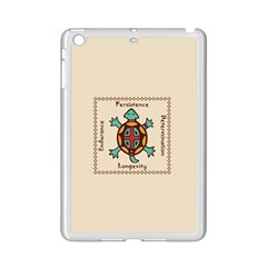Turtle Animal Spirit Ipad Mini 2 Enamel Coated Cases by linceazul