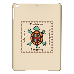Turtle Animal Spirit Ipad Air Hardshell Cases by linceazul