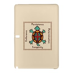 Turtle Animal Spirit Samsung Galaxy Tab Pro 10 1 Hardshell Case by linceazul