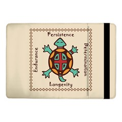 Turtle Animal Spirit Samsung Galaxy Tab Pro 10 1  Flip Case