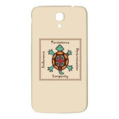 Turtle Animal Spirit Samsung Galaxy Mega I9200 Hardshell Back Case by linceazul