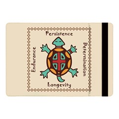 Turtle Animal Spirit Apple Ipad Pro 10 5   Flip Case by linceazul
