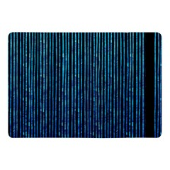 Stylish Abstract Blue Strips Apple Ipad Pro 10 5   Flip Case by gatterwe