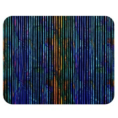 Stylish Colorful Strips Double Sided Flano Blanket (medium)  by gatterwe