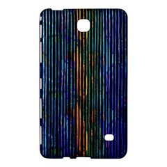 Stylish Colorful Strips Samsung Galaxy Tab 4 (7 ) Hardshell Case  by gatterwe