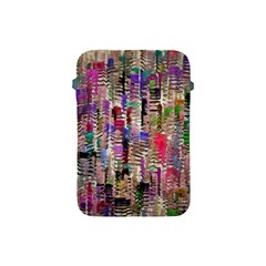 Colorful Shaky Paint Strokes                        Apple Ipad 2/3/4 Zipper Case by LalyLauraFLM