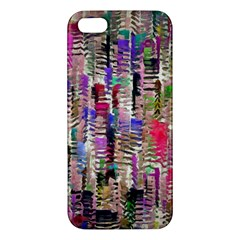 Colorful Shaky Paint Strokes                        Samsung Galaxy Note 3 Leather Folio Case by LalyLauraFLM