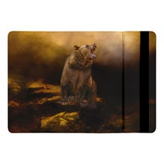 Roaring Grizzly Bear Apple Ipad Pro 10 5   Flip Case by gatterwe