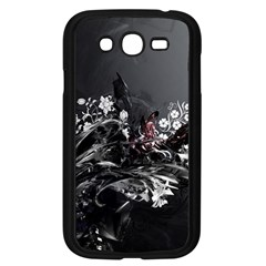 Shape Pattern Light Color Line  Samsung Galaxy Grand Duos I9082 Case (black)