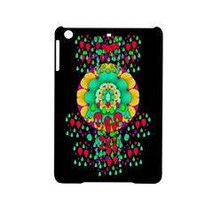 Rain Meets Sun In Soul And Mind Ipad Mini 2 Hardshell Cases by pepitasart