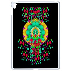 Rain Meets Sun In Soul And Mind Apple Ipad Pro 9 7   White Seamless Case by pepitasart