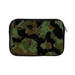 Military Background Texture Surface  Apple Ipad Mini Zipper Cases by amphoto
