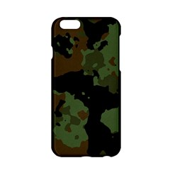 Military Background Texture Surface  Apple Iphone 6/6s Hardshell Case by amphoto