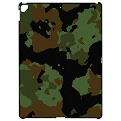 Military Background Texture Surface  Apple Ipad Pro 12 9   Hardshell Case by amphoto