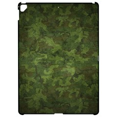 Military Background Spots Texture  Apple Ipad Pro 12 9   Hardshell Case by amphoto