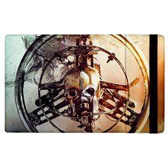 Mad Max Mad Max Fury Road Skull Mask  Apple Ipad 3/4 Flip Case by amphoto