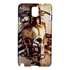 Mad Max Mad Max Fury Road Skull Mask  Samsung Galaxy Note 3 N9005 Hardshell Case by amphoto