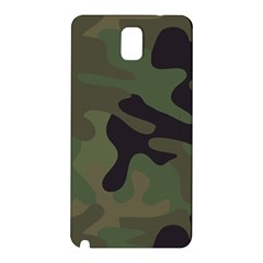 Military Spots Texture Background  Samsung Galaxy Note 3 N9005 Hardshell Back Case by amphoto