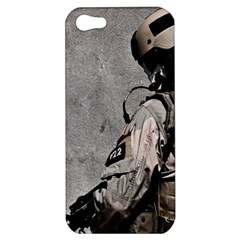 Cool Military Military Soldiers Punisher Sniper Apple Iphone 5 Hardshell Case by amphoto