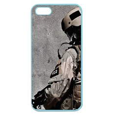 Cool Military Military Soldiers Punisher Sniper Apple Seamless Iphone 5 Case (color) by amphoto