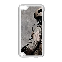 Cool Military Military Soldiers Punisher Sniper Apple Ipod Touch 5 Case (white) by amphoto