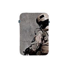 Cool Military Military Soldiers Punisher Sniper Apple Ipad Mini Protective Soft Cases by amphoto