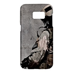Cool Military Military Soldiers Punisher Sniper Samsung Galaxy S7 Hardshell Case  by amphoto