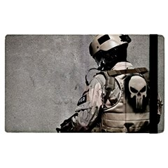 Cool Military Military Soldiers Punisher Sniper Apple Ipad Pro 9 7   Flip Case by amphoto