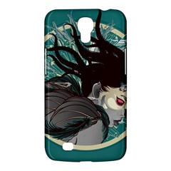 Angel Wings Paint  Samsung Galaxy Mega 6 3  I9200 Hardshell Case by amphoto
