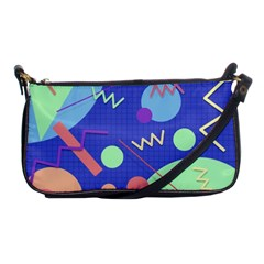 Memphis #42 Shoulder Clutch Bags
