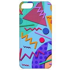 Memphis #10 Apple Iphone 5 Classic Hardshell Case by RockettGraphics