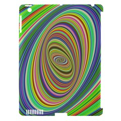 Ellipse Background Elliptical Apple Ipad 3/4 Hardshell Case (compatible With Smart Cover) by Nexatart