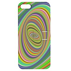 Ellipse Background Elliptical Apple Iphone 5 Hardshell Case With Stand