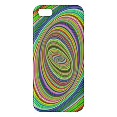 Ellipse Background Elliptical Apple Iphone 5 Premium Hardshell Case